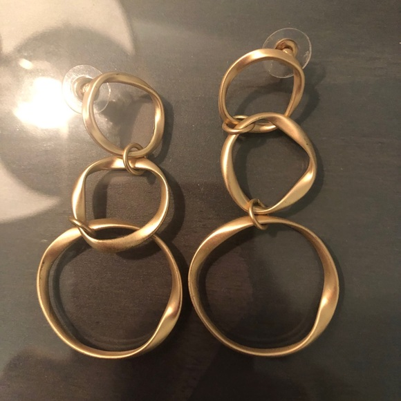 Massimo Dutti earrings